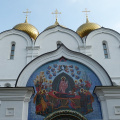 The beauty of the ancient Yaroslavl – city with banknotes