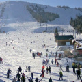 Webcam Sheregesh online - journey to the ski resort